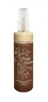 Сыворотка реструктурирующая с кератином серии Kapous Magic Keratin 200мл: фото