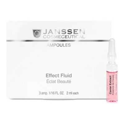 Концентрат ампульный Экстракт икры Janssen Cosmetics Caviar Extract 7*2 мл: фото