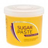 Сахарная паста для депиляции Мягкая и Легкая, мягкой консистенции Aravia professional 750г: фото