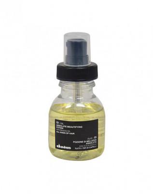 Масло для абсолютной красоты волос Davines OI/Oil absolute beautifying potion 50 мл: фото