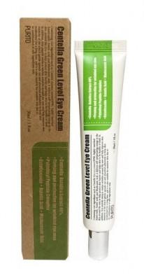 Крем для век с пептидами и центеллой PURITO Centella Green Level Eye Cream 30мл: фото