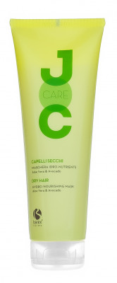 Маска для сухих и ослабленных волос с Алоэ Вера и Авокадо Barex JOC Hydro-Nourishing Mask 250мл: фото