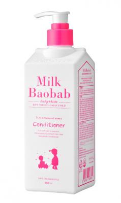 Детский бальзам-кондиционер для волос Milk Baobab Baby&Kids Conditioner 500мл: фото