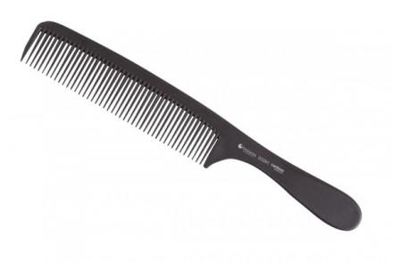 Расческа гребень Hairway Carbon Advanced 185 мм: фото