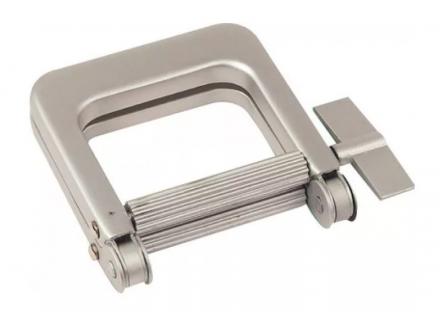 Пресс для выдавливания тюбиков металлический Sibel: фото