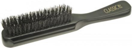 Щетка 5-рядная деревянная Sibel CLASSIC 59 черная: фото