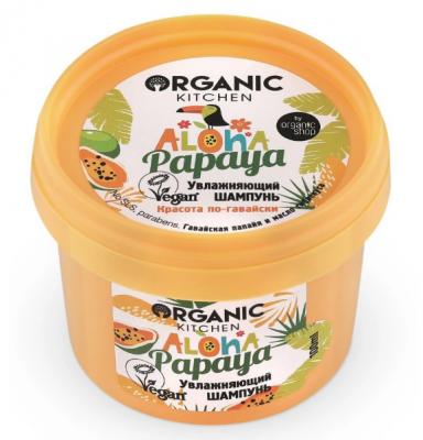 Шампунь для волос увлажняющий Organic Kitchen