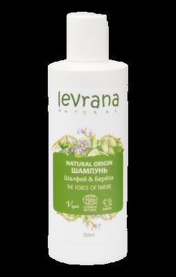 Питательный шампунь для всех типов волос Levrana