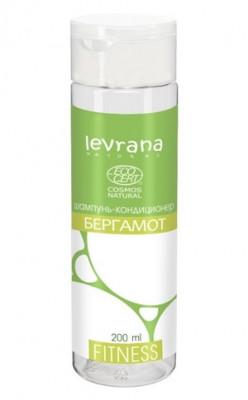 "Шампунь-кондиционер для волос Levrana ""Fitness Бергамот"" 200мл: фото"