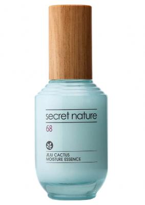 Эссенция для лица разглаживающая с экстрактом кактуса Secret Nature Jeju cactus essence 50мл: фото