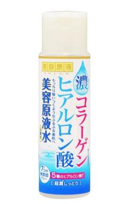 Лосьон для лица коллаген и 5 видов гиалуроновой кислоты ROLAND Ultra-Moisturizing Lotion 185мл: фото
