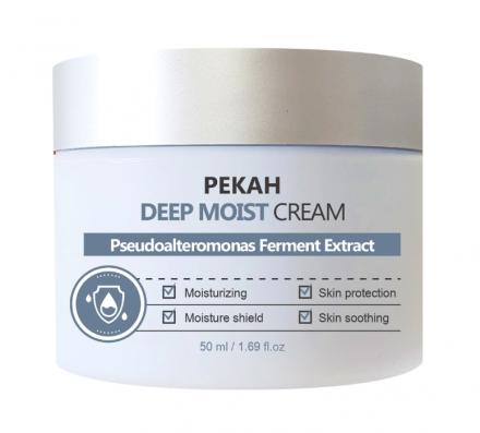 Крем для лица увлажняющий Pekah Deep moist cream 50мл: фото
