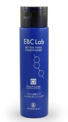 Кондиционер для придания объема для жирной кожи головы Momotani EBC lab scalp clear better than conditioner 290мл: фото