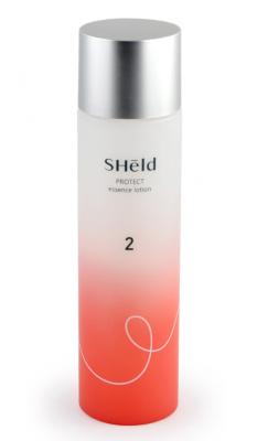 Лосьон-эссенция для лица увлажняющий утренний уход Momotani Sheld protect essence lotion 150мл: фото