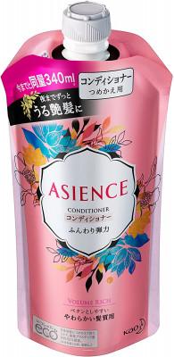 Кондиционер для увеличения упругости волос KAO Asience soft elasticity type conditioner 340мл: фото