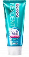 Зубная паста с микрогранулами и фтором мятная KAO Clear clean nexdent pure mint 120г: фото